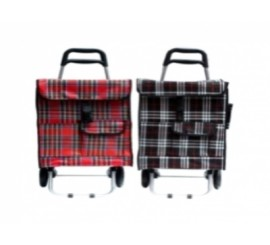 E-005 Folding Shopping Trolley