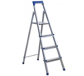 ERT-SN 304 3 + 1 METAL LADDER