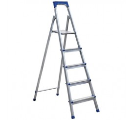 ERT-SN 305 4+1 METAL LADDER