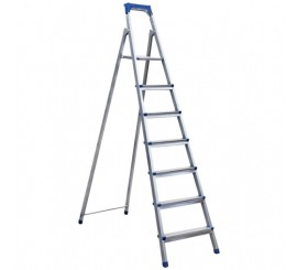 ERT-SN 307 6+1 METAL LADDER
