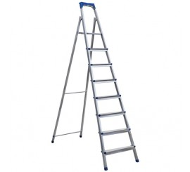 ERT-SN 308 7+1 METAL LADDER